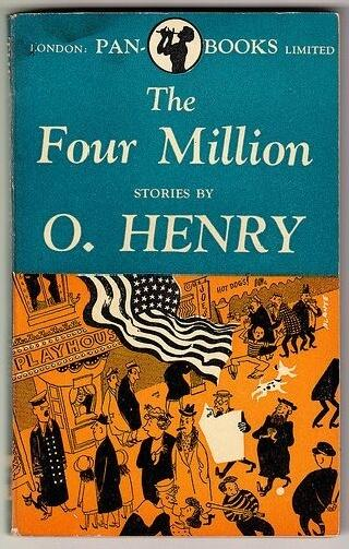 The Four Million, book cover